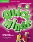 Image for Quick Minds Level 4 Teacher's Book Spanish Edition