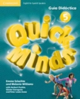 Image for Quick Minds Level 5 Guia Didactica