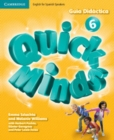 Image for Quick Minds Level 6 Guia Didactica