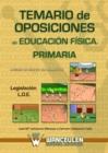 Image for Temario de Oposiciones de Educacion Fisica Para Primaria