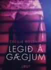 Image for Legi a gaegjum - Erotisk smasaga