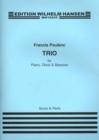 Image for Francis Poulenc : Trio Pour Hautbois, Basson Et Piano