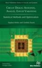 Image for Circuit design  : anticipate, analyze, exploit variations