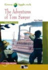 Image for Green Apple : The Adventures of Tom Sawyer + audio CD/CD-ROM + App
