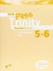 Image for New Pass Trinity 5-6 Teacher's Book