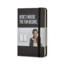 Image for Moleskine Star Wars Limited Edition Hard Ruled Pocket Han Solo Notebook (2014)
