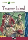 Image for Green Apple : Treasure Island + audio CD