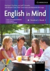 Image for English in Mind 3 Student's Book and Workbook with CD/CD ROM Italian Edition