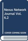 Image for Nexus Network Journal Vol. 6,2
