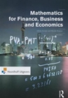Image for Mathematics for finance, business and economics