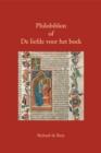 Image for Richard of Bury, Philobiblon of De Liefde Voor Het Boek
