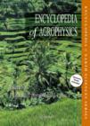Image for Encyclopedia of agrophysics