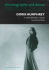 Image for Choreography and dance  : an international journalVol. 4 Part 4: Doris Humphrey