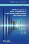Image for Risked informed approach for nuclear security measures for nuclear and other radioactive material out of regulatory control : implementing guide