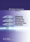 Image for Managing the financial risk associated with the financing of new nuclear power plant projects