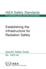 Image for Establishing the Infrastructure for Radiation Safety : Safety Guide