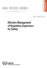 Image for Effective Management of Regulatory Experience for Safety