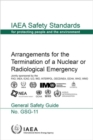 Image for Arrangements for the termination of a nuclear or radiological emergency