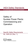 Image for Safety of Nuclear Power Plants: Commissioning and Operation : Specific Safety Requirements