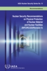 Image for Nuclear security recommendations on physical protection of nuclear material and nuclear facilities (INFCIRC/225/revision 5) : recommendations