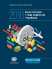 Image for International Trade Statistics Yearbook 2018, Volume II : Trade by Product