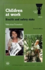 Image for Children at work  : health and safety risks