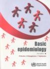 Image for Basic epidemiology