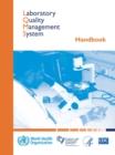 Image for Laboratory quality management system : handbook