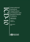 Image for The international statistical classification of diseases and related health problems, ICD-10