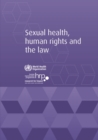 Image for Sexual health, human rights and the law
