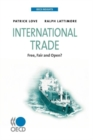 Image for International Trade : Free, Fair, and Open?