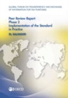 Image for Global Forum on Transparency and Exchange of Information for Tax Purposes Peer Reviews: El Salvador 2016 Phase 2: Implementation of the Standard in Practice