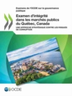 Image for Examen d'integrite dans les marches publics du Quebec, Canada