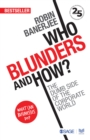 Image for Who blunders and how  : the dumb side of the corporate world