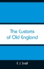 Image for The Customs of Old England