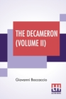 Image for The Decameron (Volume II) : Faithfully Translated By J. M. Rigg