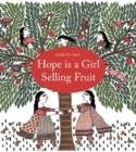Image for Hope is a girl selling fruit