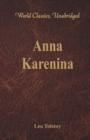 Image for Anna Karenina (World Classics, Unabridged)