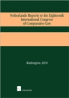 Image for Netherlands Reports to The Eighteenth International Congress of Comparative Law : Washington 2010
