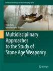 Image for Multidisciplinary approaches to the study of stone age weaponry