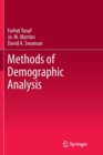 Image for Methods of demographic analysis