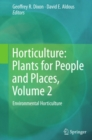 Image for Horticulture: Plants for People and Places, Volume 2: Environmental Horticulture : Volume 2,
