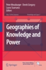Image for Geographies of Knowledge and Power : 7
