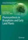 Image for Photosynthesis in bryophytes and early land plants