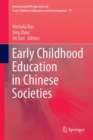 Image for Early childhood education in Chinese societies : 19