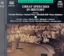 Image for Great Speeches in History
