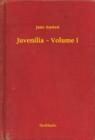 Image for Juvenilia - Volume I