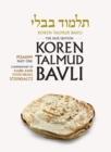 Image for Koren Talmud BavliPart one: Pesaòhim : v. 1