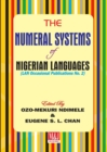Image for The Numeral Systems of Nigerian Languages