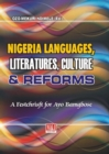 Image for Nigerian Languages, Literatures, Culture and Reforms